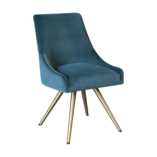 Freddie Dining Chair - Teal