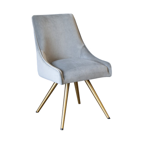 Freddie Dining Chair - Grey