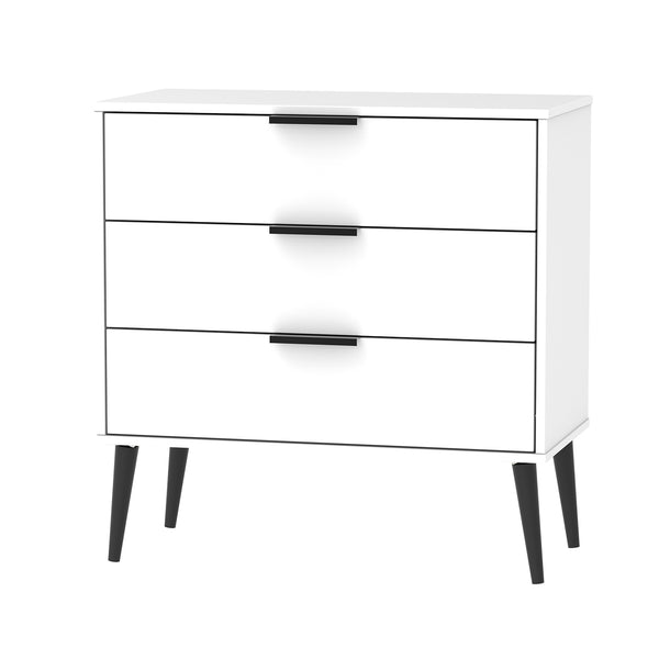 Cotton Row Chest - 3 Drawer