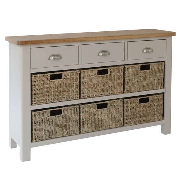 3 drawer Sideboard & Storage