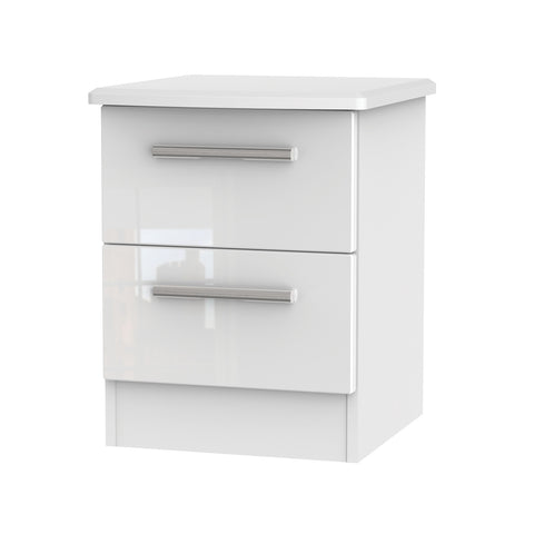 Kensington Bedside Cabinet - 2 Drawer