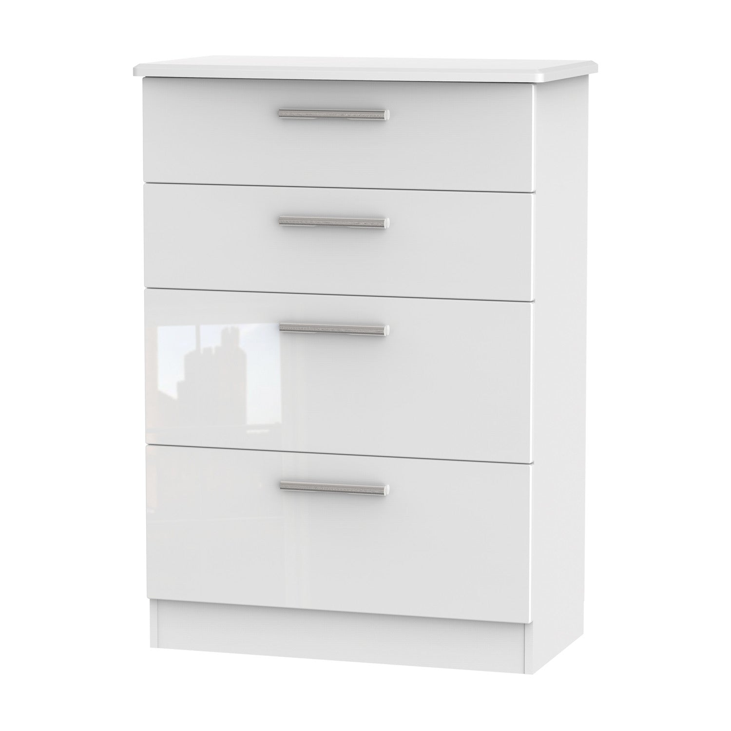 Kensington Chest of Drawers - 4 Drawer Deep