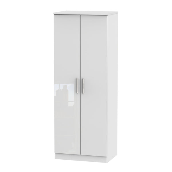 Kensington Wardrobe - Tall 2ft6, Double Hanging