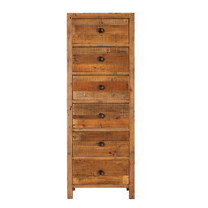 Colebrook Chest - 6 Drawer Tall