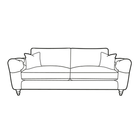 Dulcie Sofa - Large