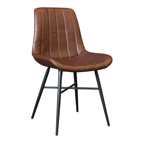 Bea Dining Chair - Vintage Coffee