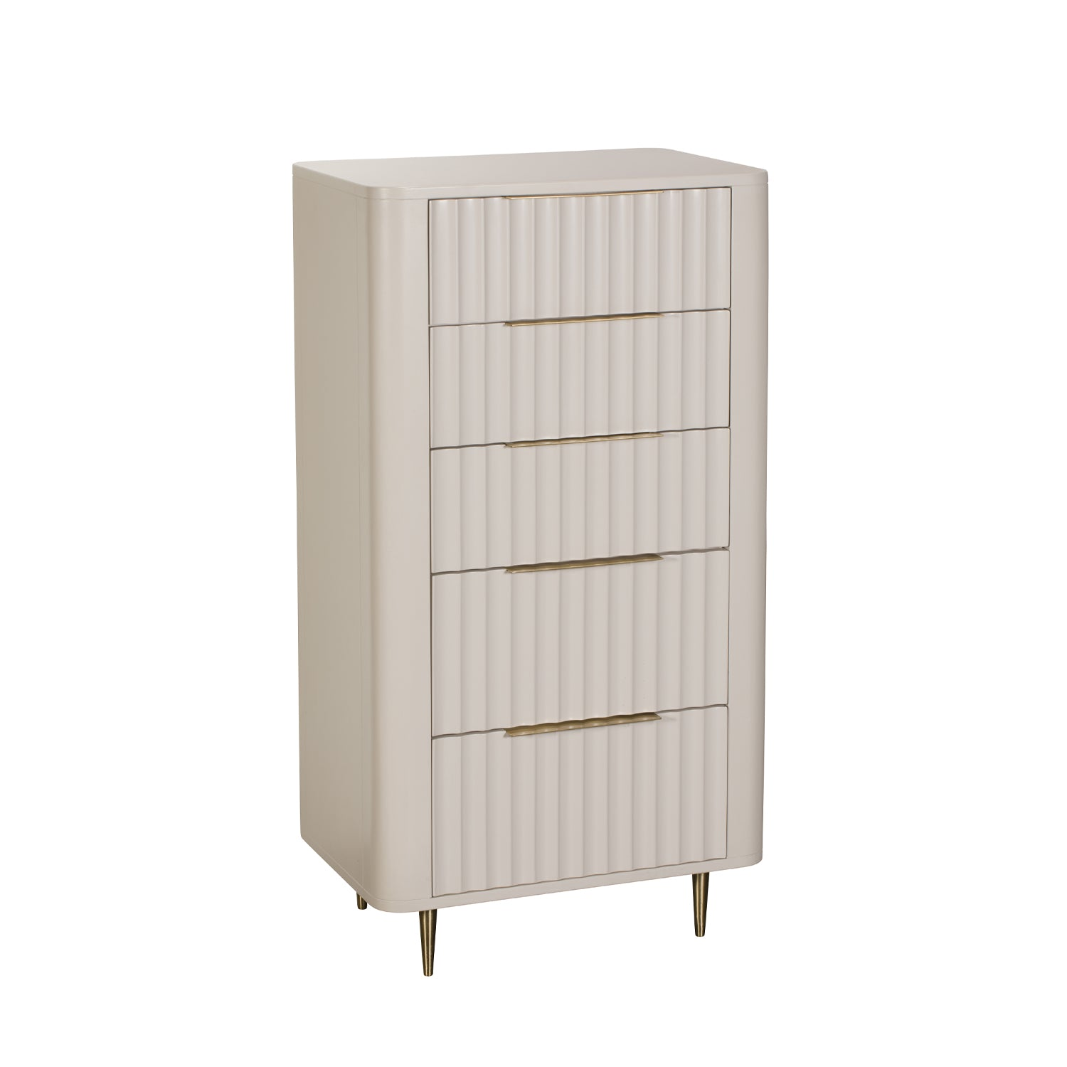 Coco Chest of Drawers - 5 Drawer Tall
