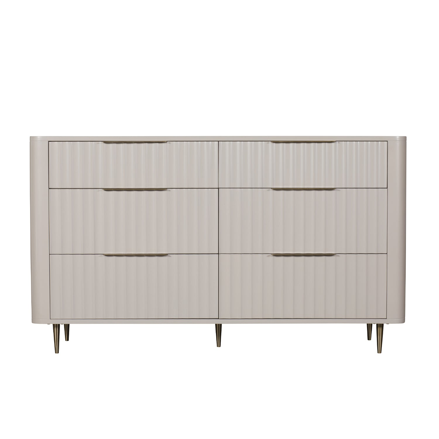 Coco Chest of Drawers - 6 Drawer Wide