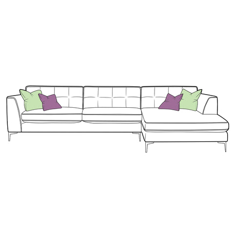Finley Sofa - Large Chaise