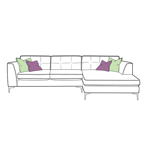 Finley Sofa - Small Chaise