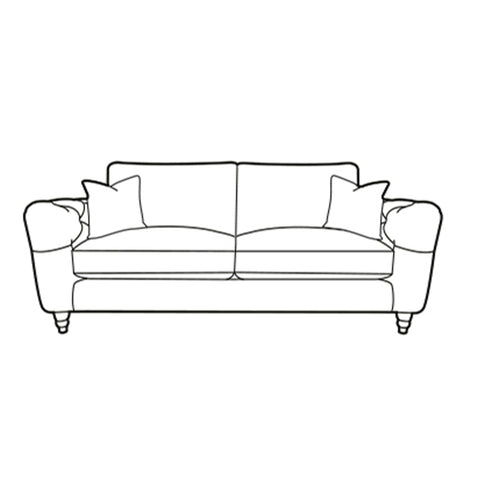Dulcie Sofa - Medium