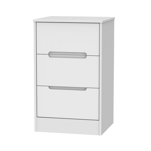 Chelsea Natural - 3 Drawer Locker