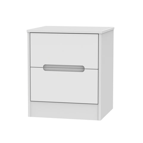 Chelsea Natural - 2 Drawer Locker