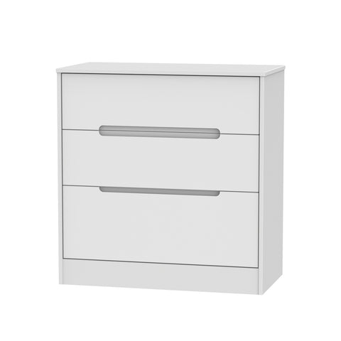 Chelsea Natural - 3 Drawer Deep Chest