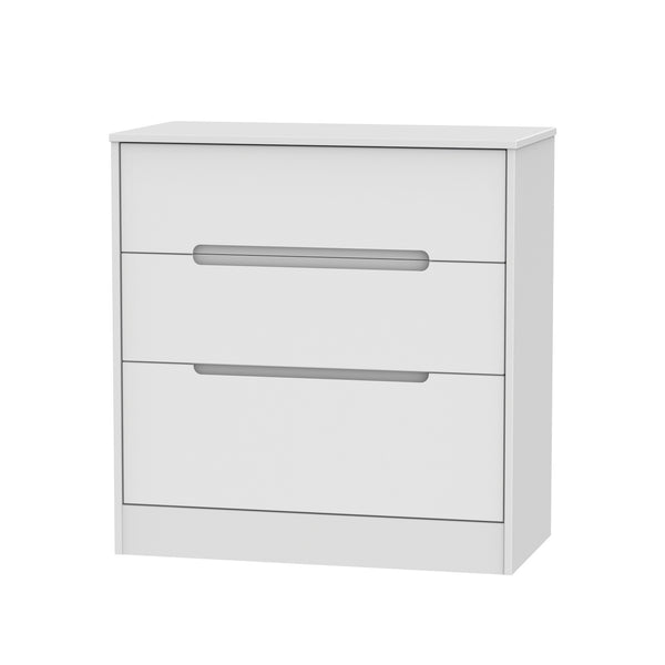 Chelsea Gloss - 3 Drawer Deep Chest