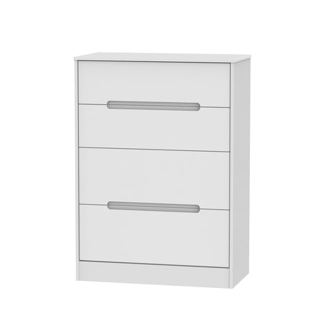 Chelsea Gloss - 4 Drawer Deep Chest