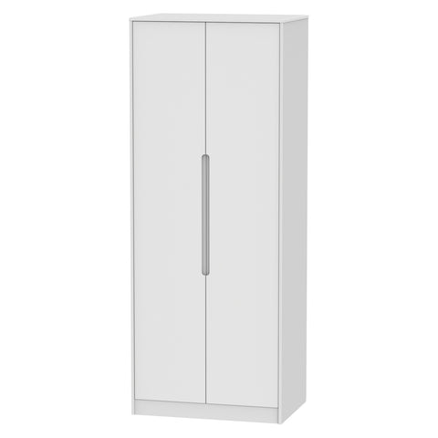 Chelsea Natural - Tall 2ft6 Double Wardrobe