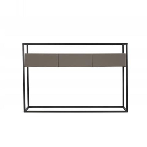 Morwell Ceramic Console Table - Painted