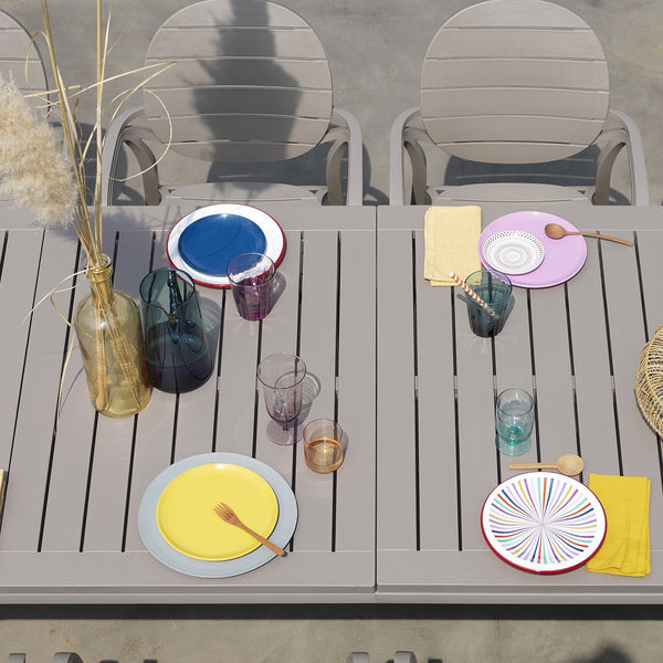 Luxury Outdoor Dining By Nardi