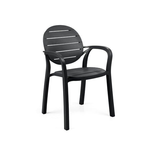 Palma Garden Chair In Anthracite
