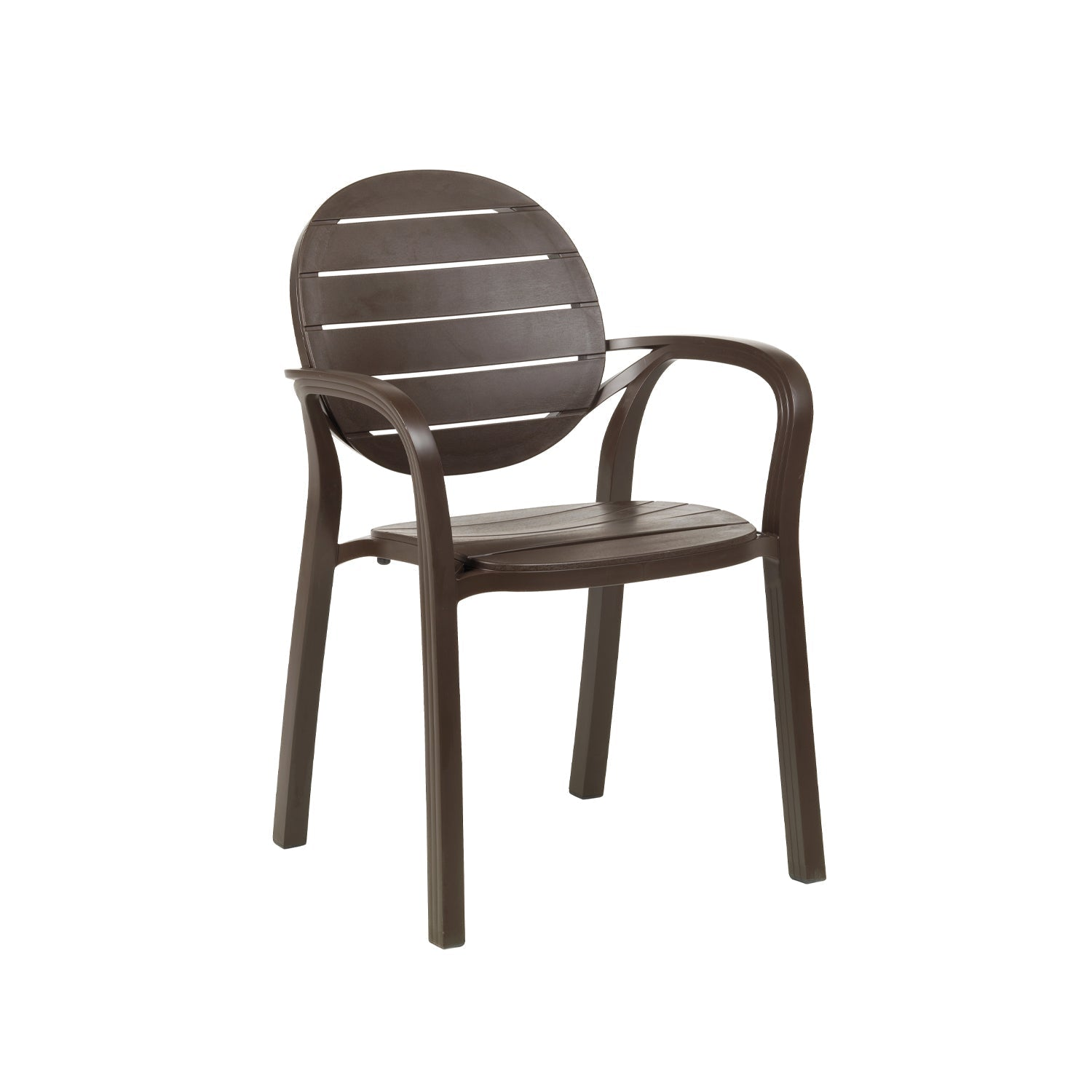Palma Garden Chair By Nardi - Tobacco