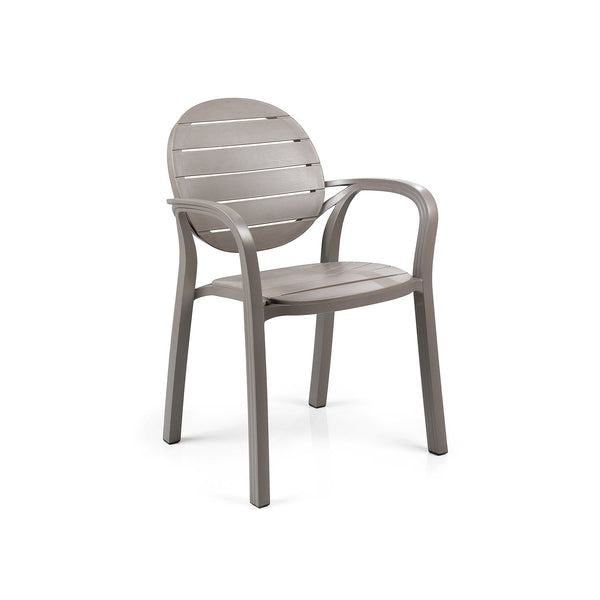 Palma Garden Chair In Taupe