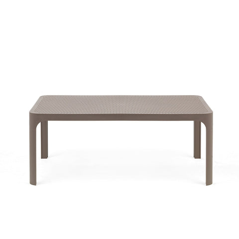 Nardi Net 100cm Table In Taupe