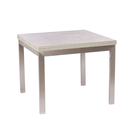 Morwell 90cm-180cm Flip-Top Dining Table