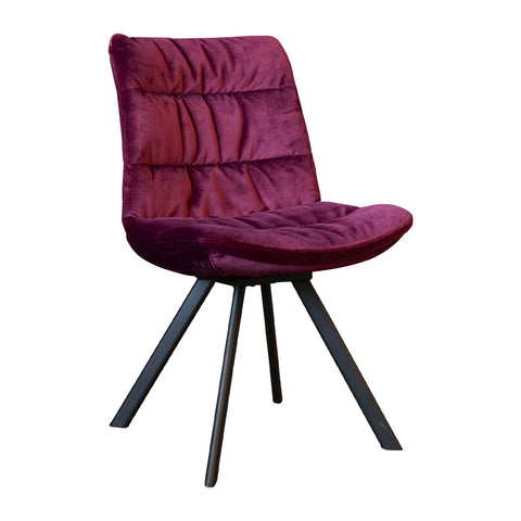 Mellie Dining Chair - Ruby