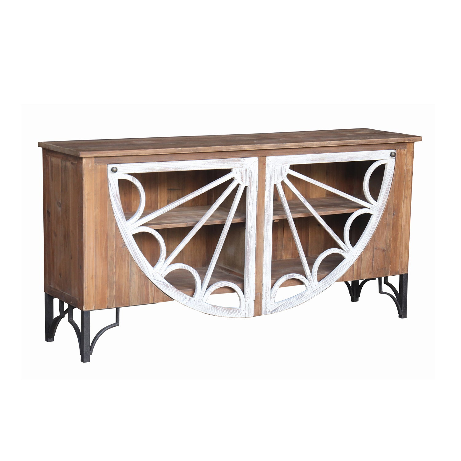 Lambs Green - Butterfly Cabinet