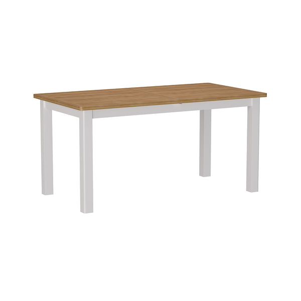 Pershore Painted Dining Table - Extending 1.6m