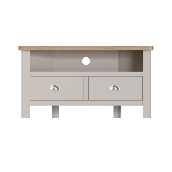 Pershore Painted TV Unit - Corner