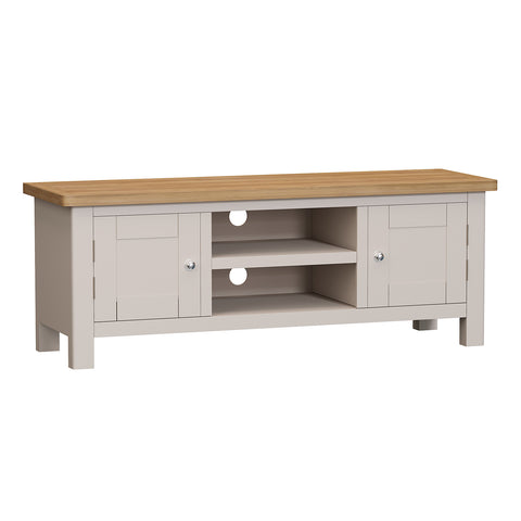 Pershore Painted TV Unit - Large