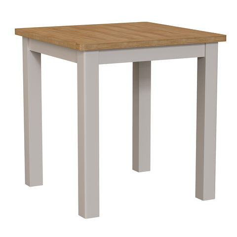 Pershore Painted Dining Table - Fixed Top