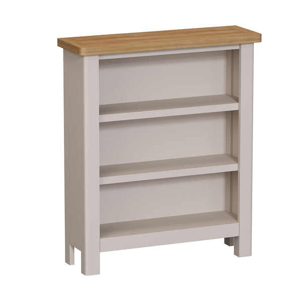 Pershore Painted Bookcase - Small Wide