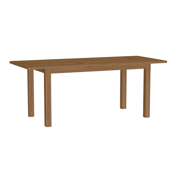 Pershore Oak Dining Table - Extending 1.6m