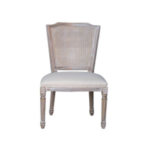 Burnham Reclaimed Dining Chair - Framed