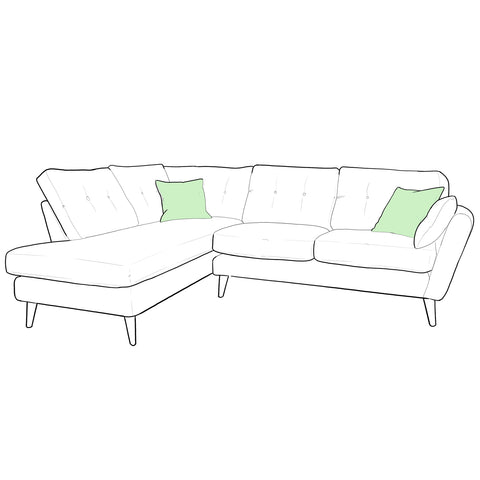 Billie - Corner Sofa