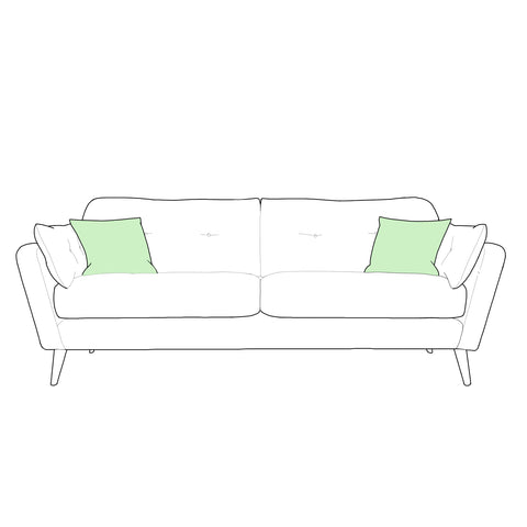 Billie Sofa - Extra Large