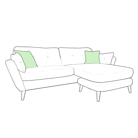 Billie Sofa - Lounger