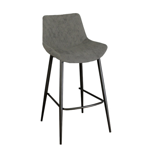 Axel Bar Stool - Antique Grey
