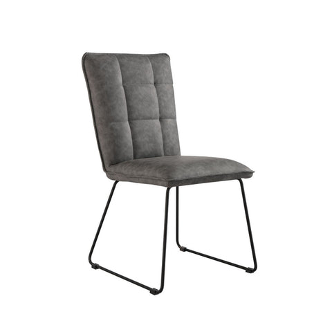 Teddington Dining Chair - Grey