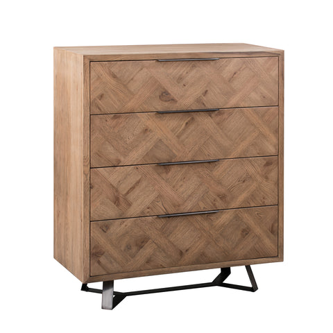 Teddington 4 Drawer Chest