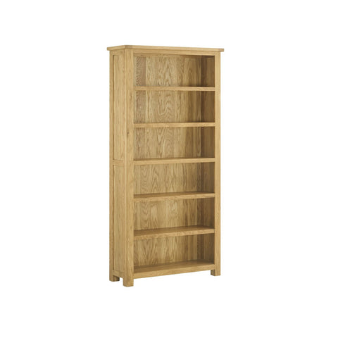 Todenham Oak Bookcase - Large