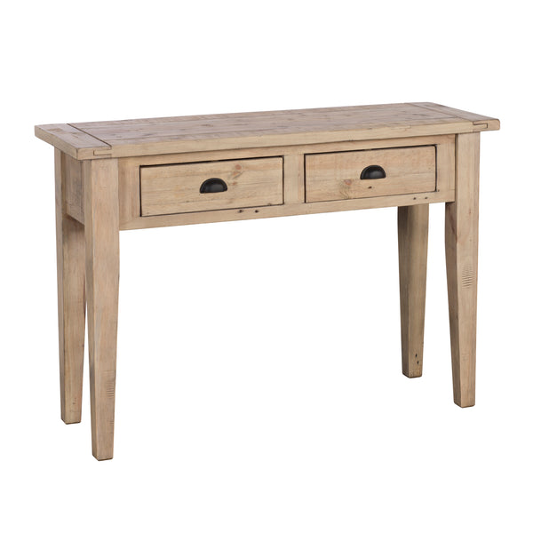 Rustic Timber Sands End Console Table