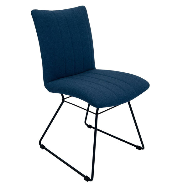 Wade Dining Chair - Mineral Blue