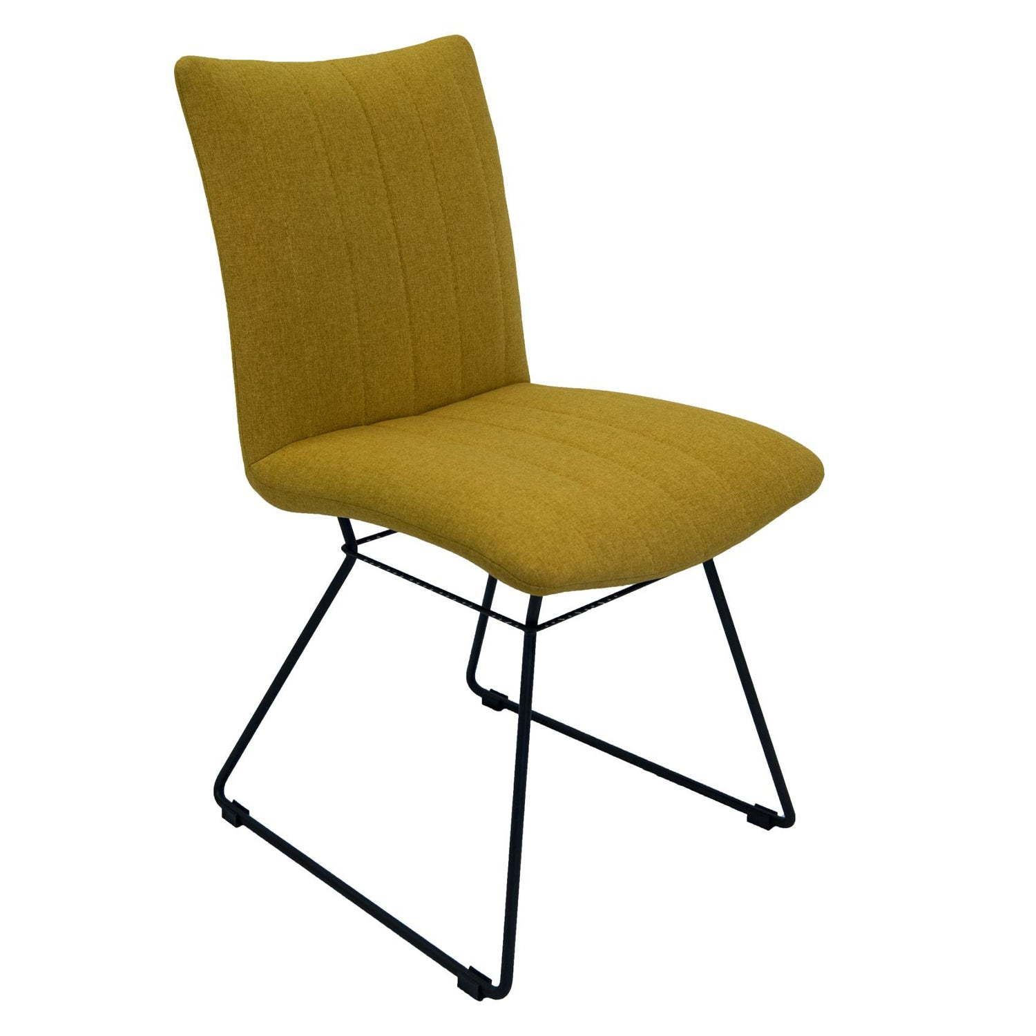 Wade Dining Chair - Saffron