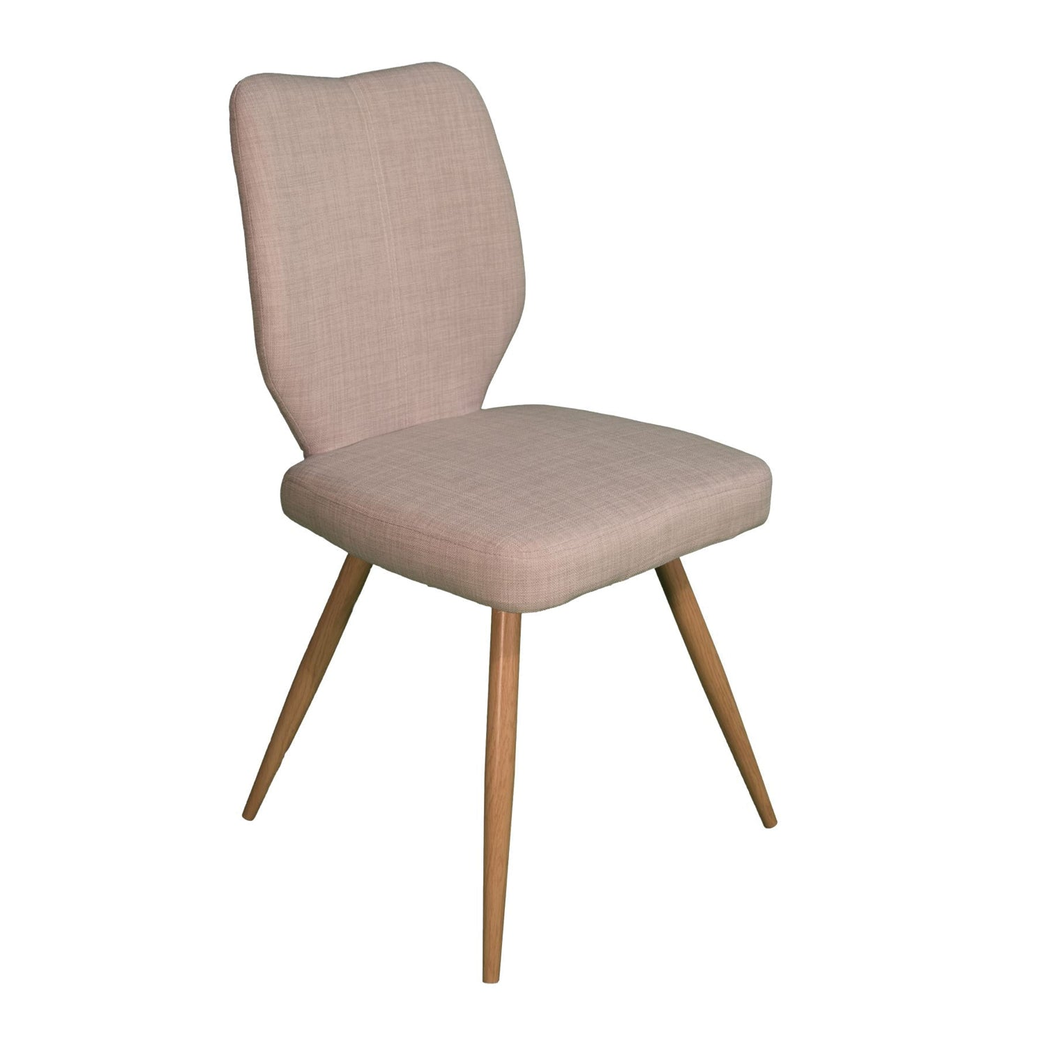 Herne Hill Geo Dining Chair - Ivory