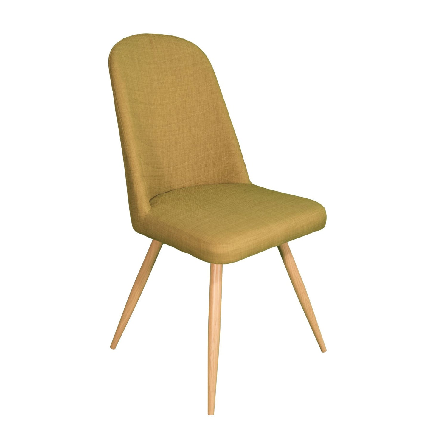Herne Hill Scoop Dining Chair - Green