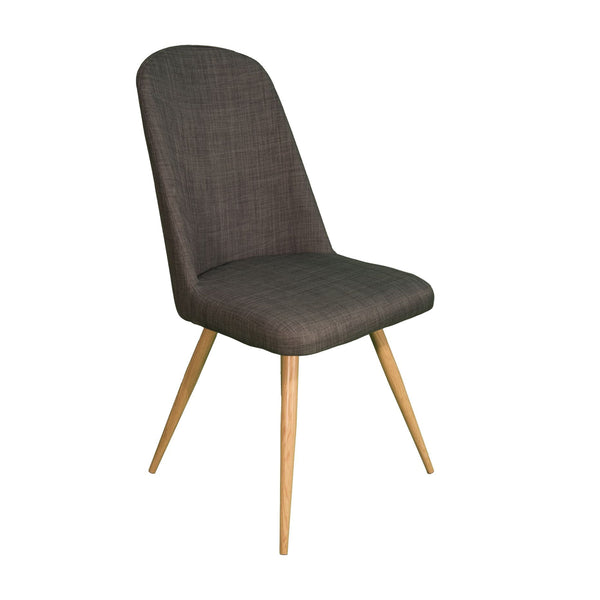 Herne Hill Scoop Dining Chair - Slate